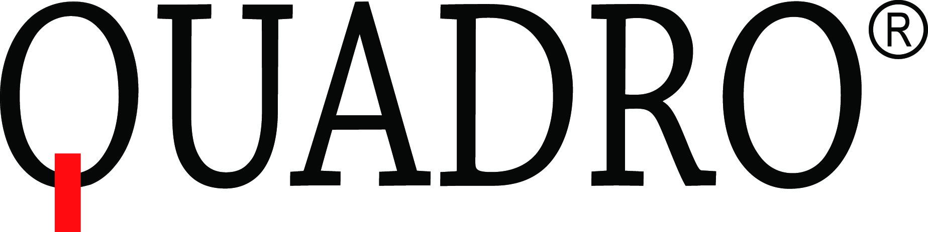 Logo de la marque QUADRO